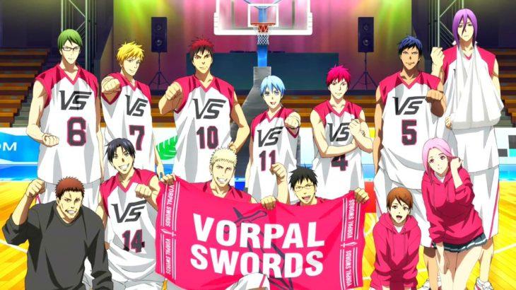 スポーツアニメ好きにおすすめしたいアニメ『黒子のバスケ』の感想と伏線考察!!