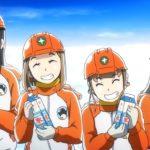 「宇宙よりも遠い場所」 宇宙よりも遠い南極を目指す女の子たちの物語
