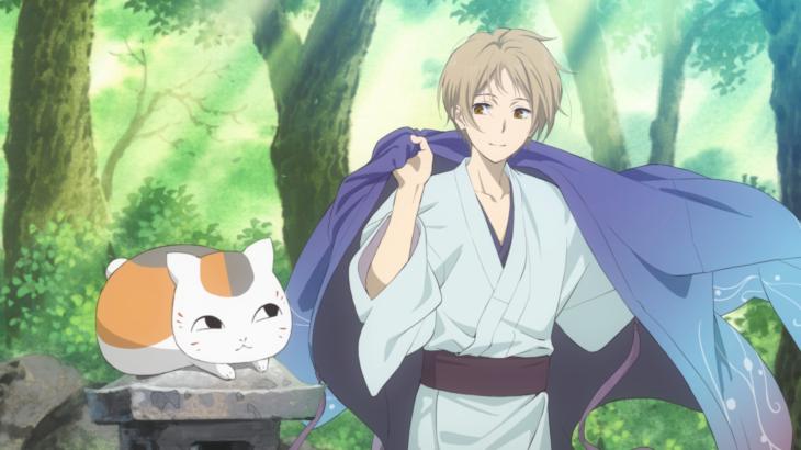 『夏目友人帳』ほのぼのアニメが好きな人におすすめ!感想や伏線紹介