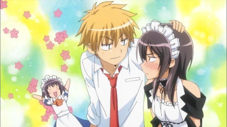 学園系恋愛アニメおすすめ8選!!比較的刺激がまろやかな学園系恋愛